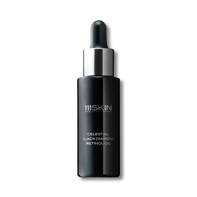 111skin celestial black diamond retinol oil