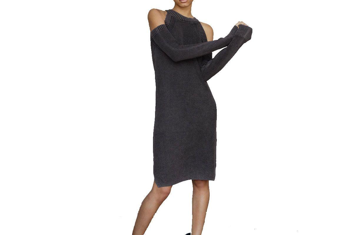 Dana Cold Shoulder Dress