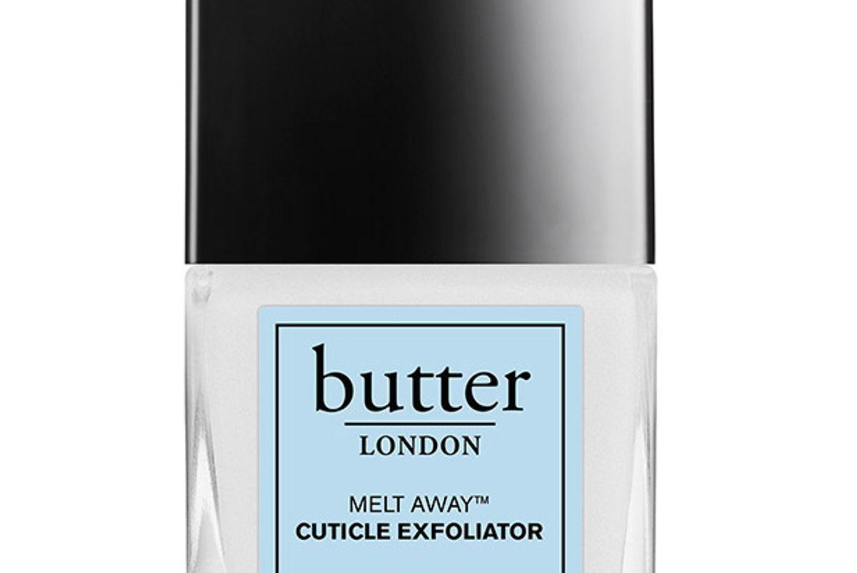Melt Away Cuticle Exfoliator
