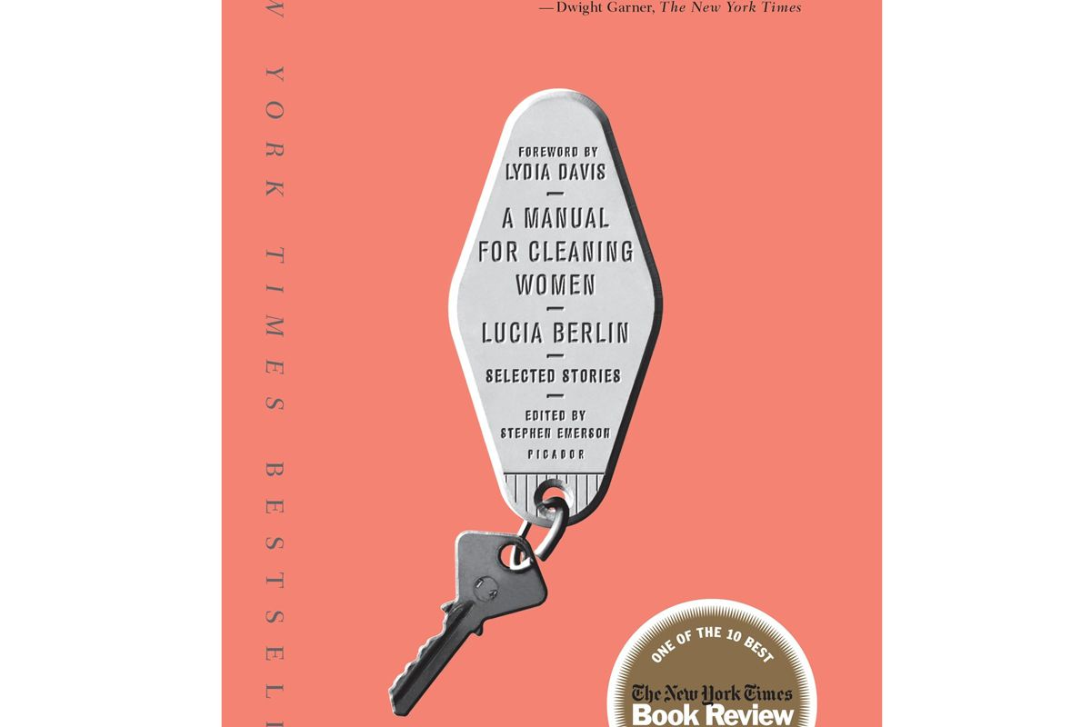 lucia berlin manual for cleaning women