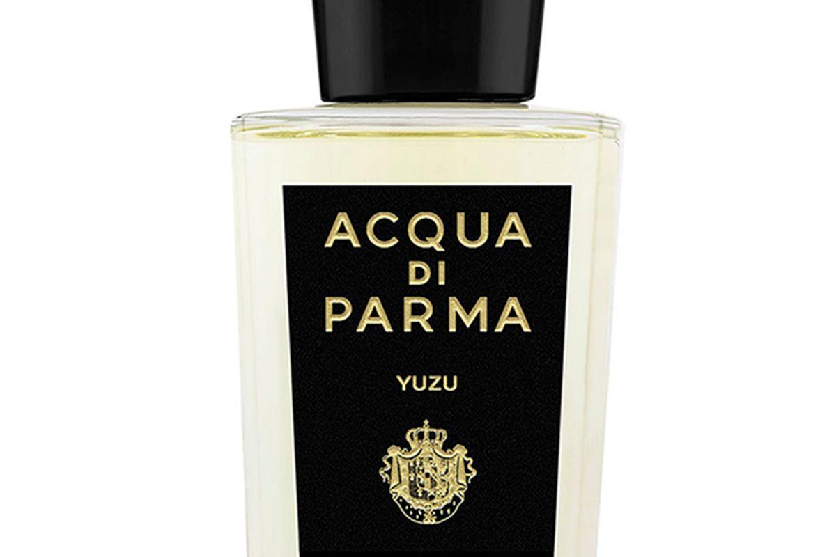 acqua di parma 6 oz yuzu eau de parfum
