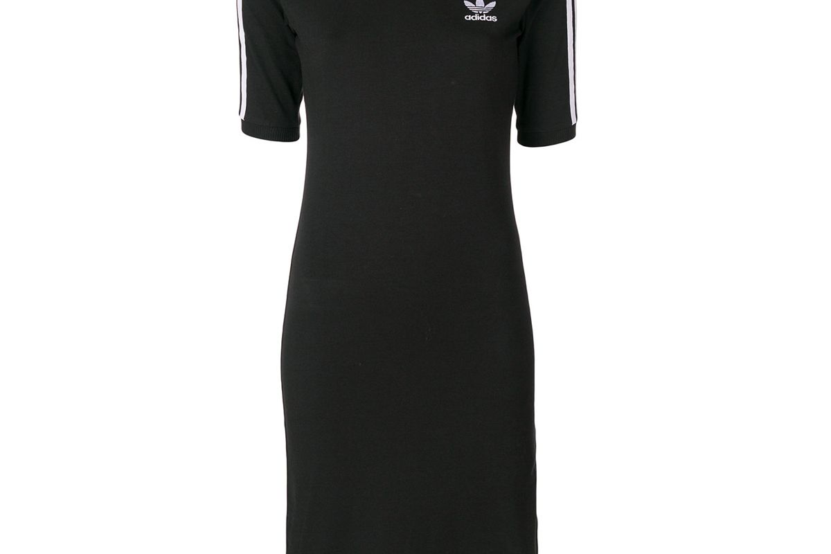 adidas fitted t-shirt dress