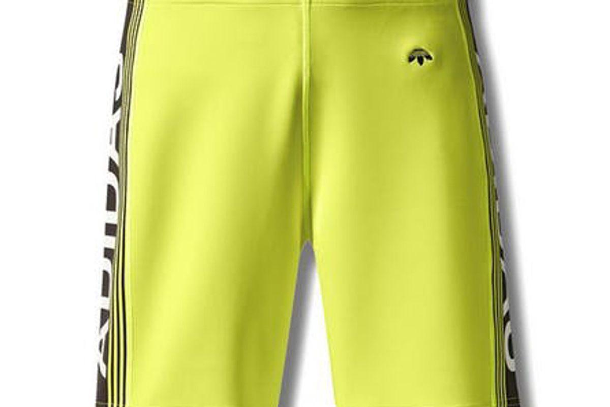 adidas by alexander wang cycling shorts