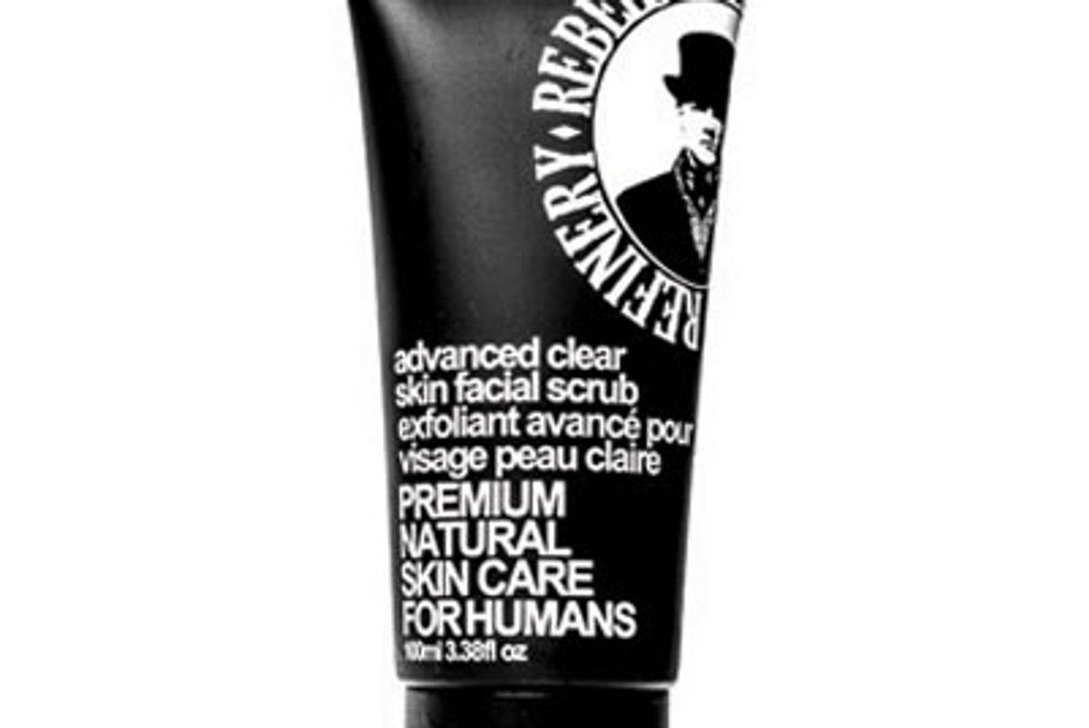 Advanced Clear Skin Facial Scrub