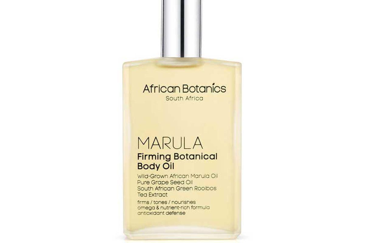 african botanicals marula firming botanical body oil