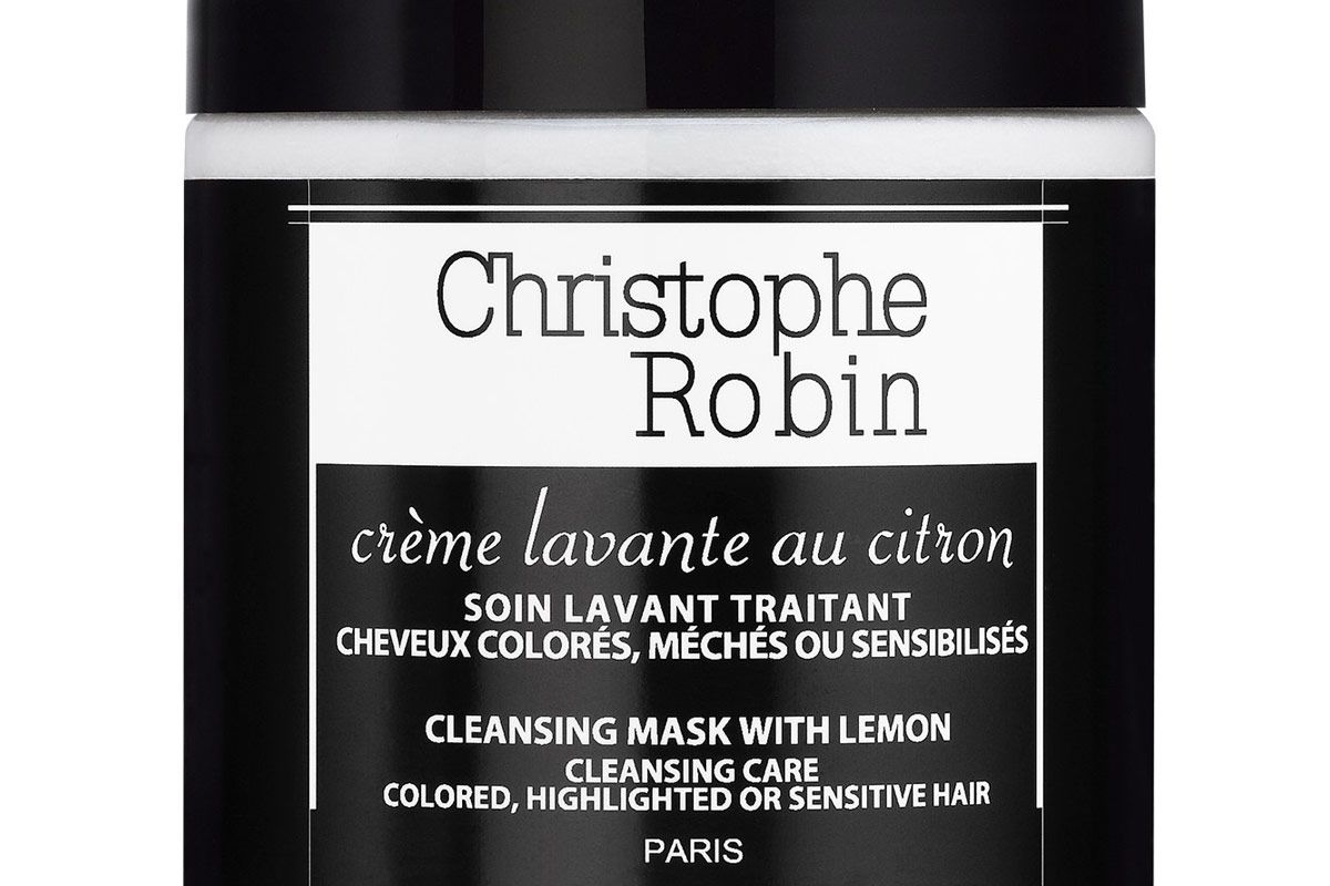 Cleansing Mask With Lemon