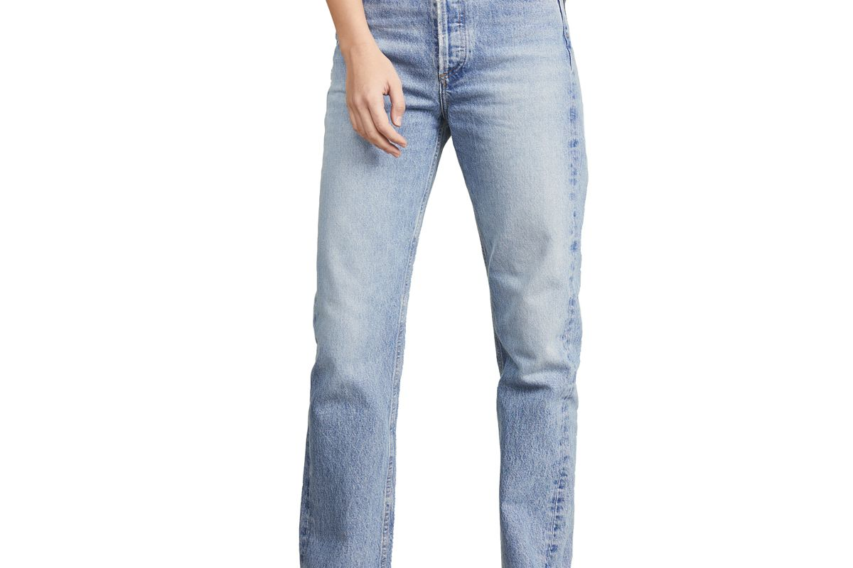 agolde mis rise 90s loose fit jeans