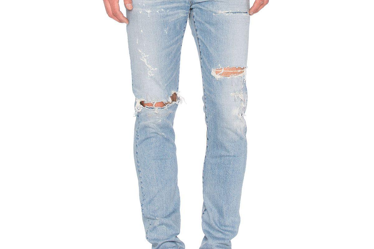 X A$AP Ferg Super Skinny Jeans