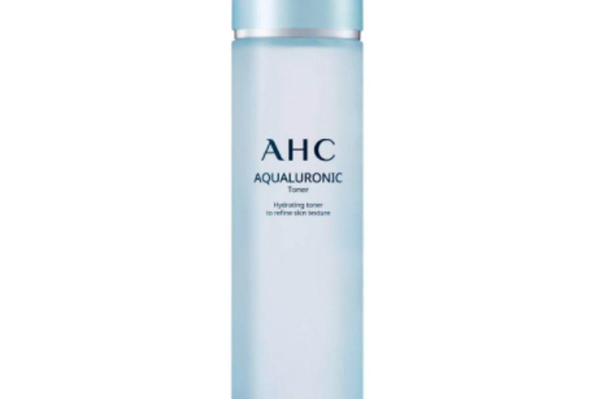 ahc aqualuronic hydrating toner