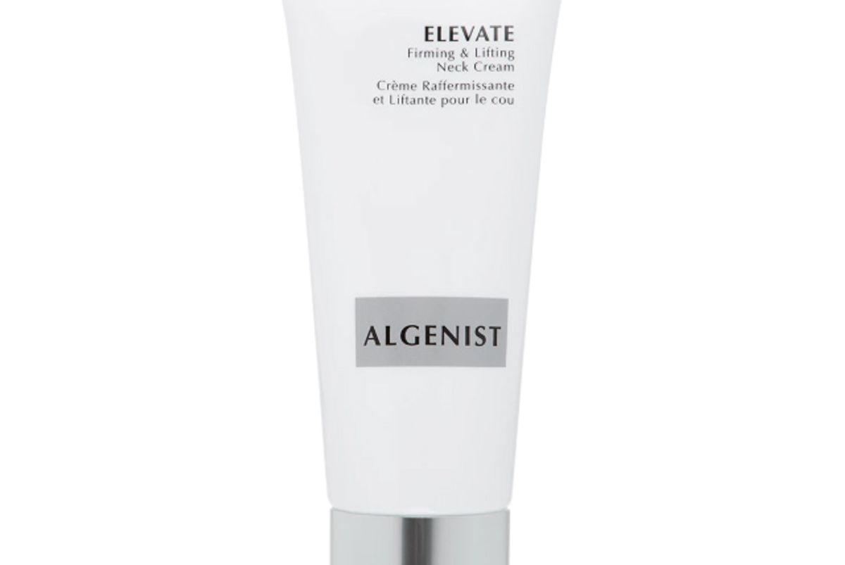 algenist elevate firming and lifting neck cream