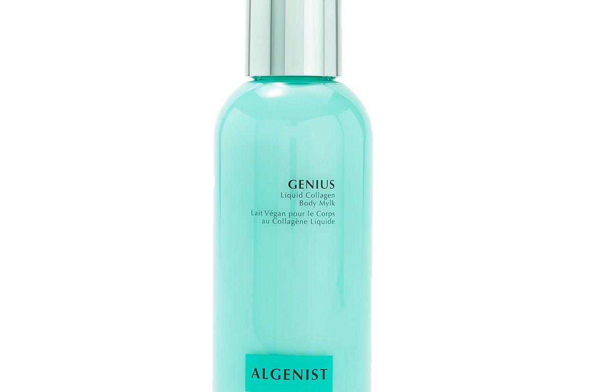 algenist genius liquid collagen body mylk