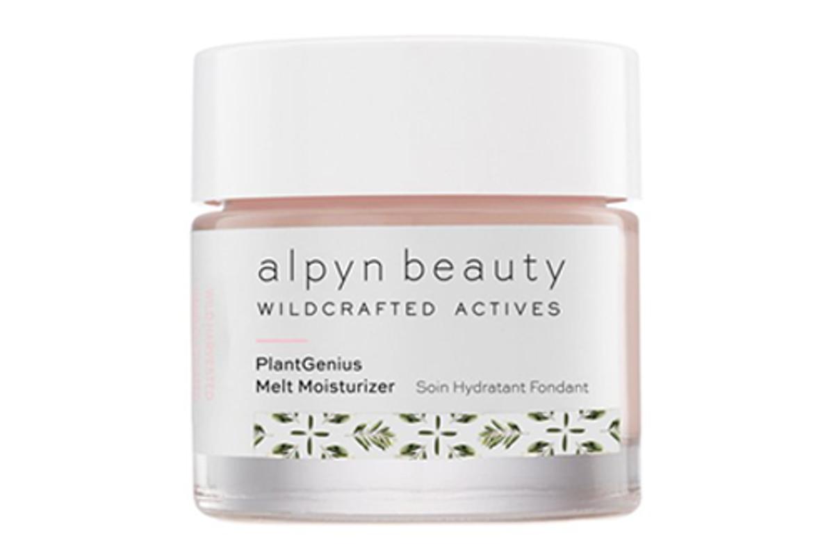 alpyn beauty plant genius melt moisturizer
