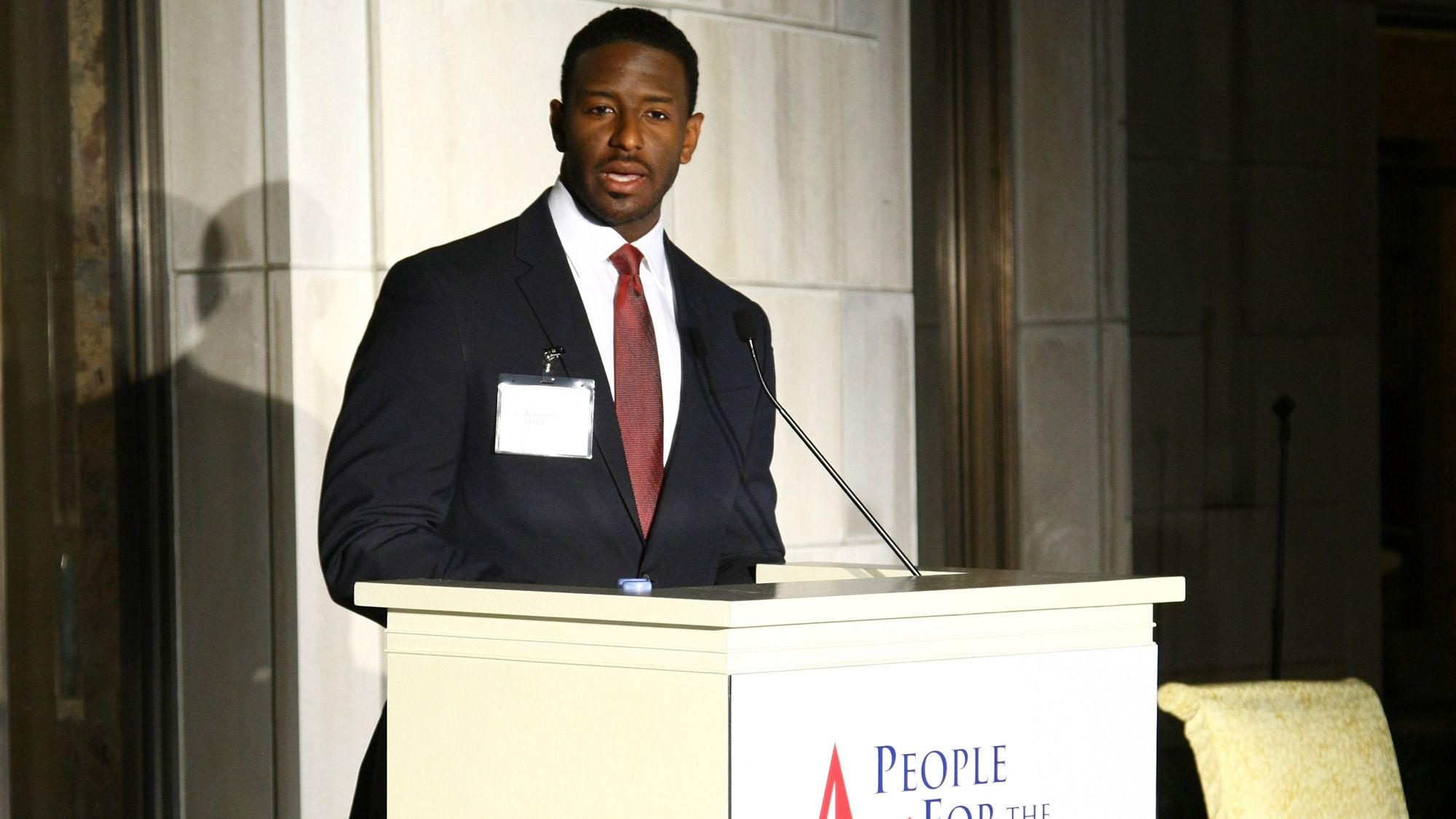 andrew gillum running to become governor of florida