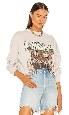 annie bing tiger sweatshirt