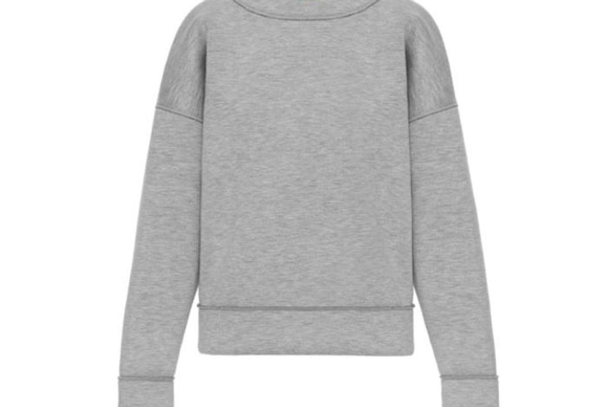 ansea reversible sweatshirt