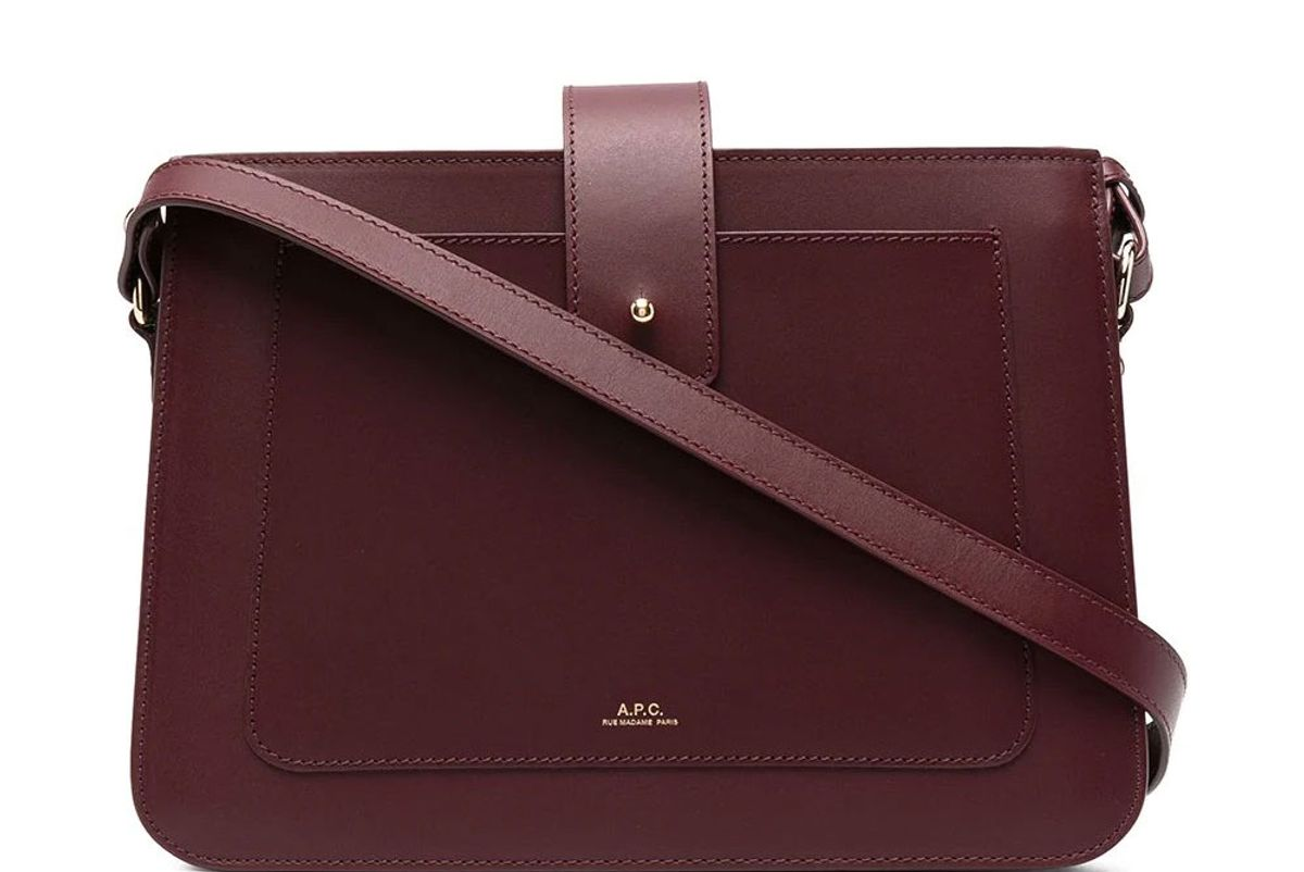 apc albane crossbody bag