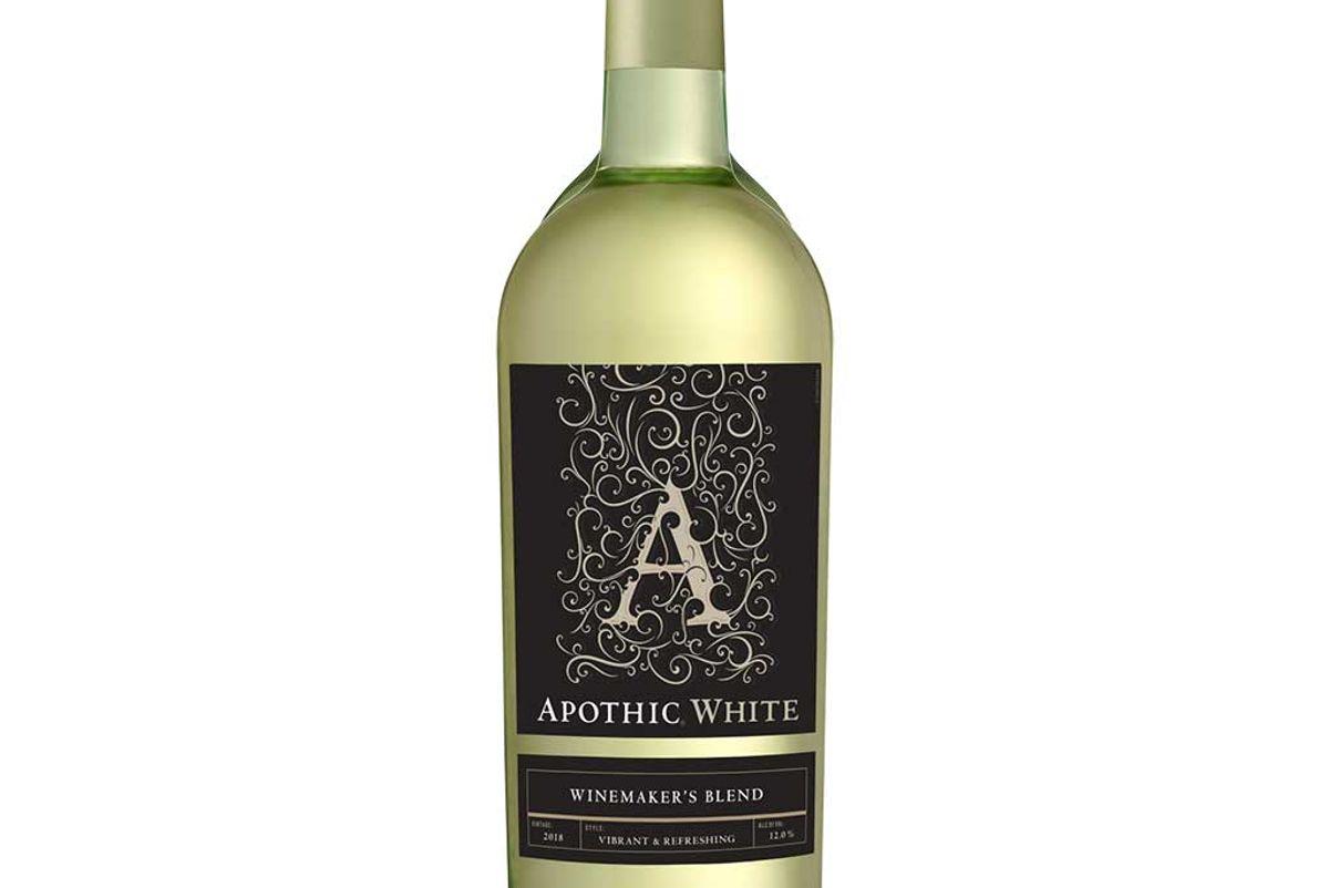 apothic white
