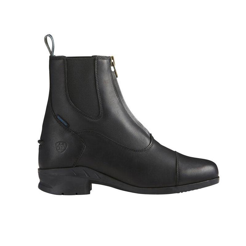 ariat heritage iv zip waterproof paddock boot