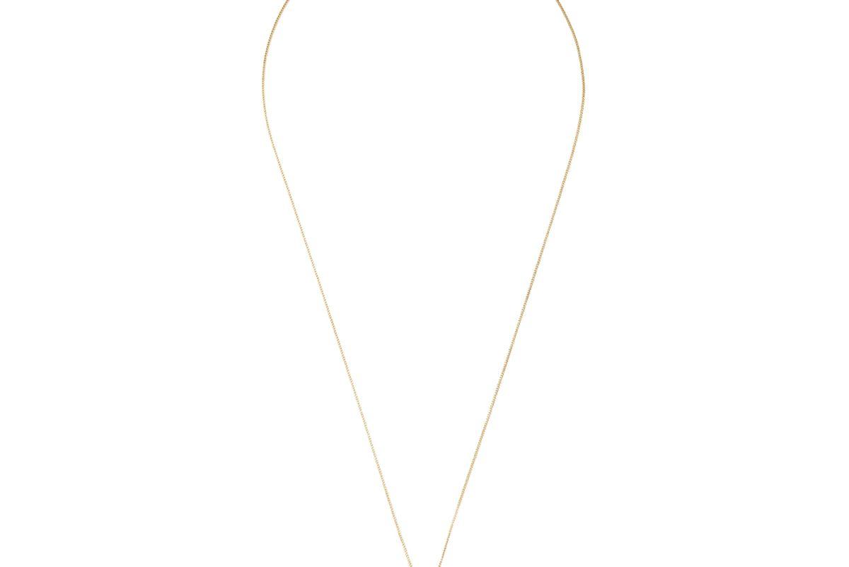 ariel gordon zodiac dog tag necklace