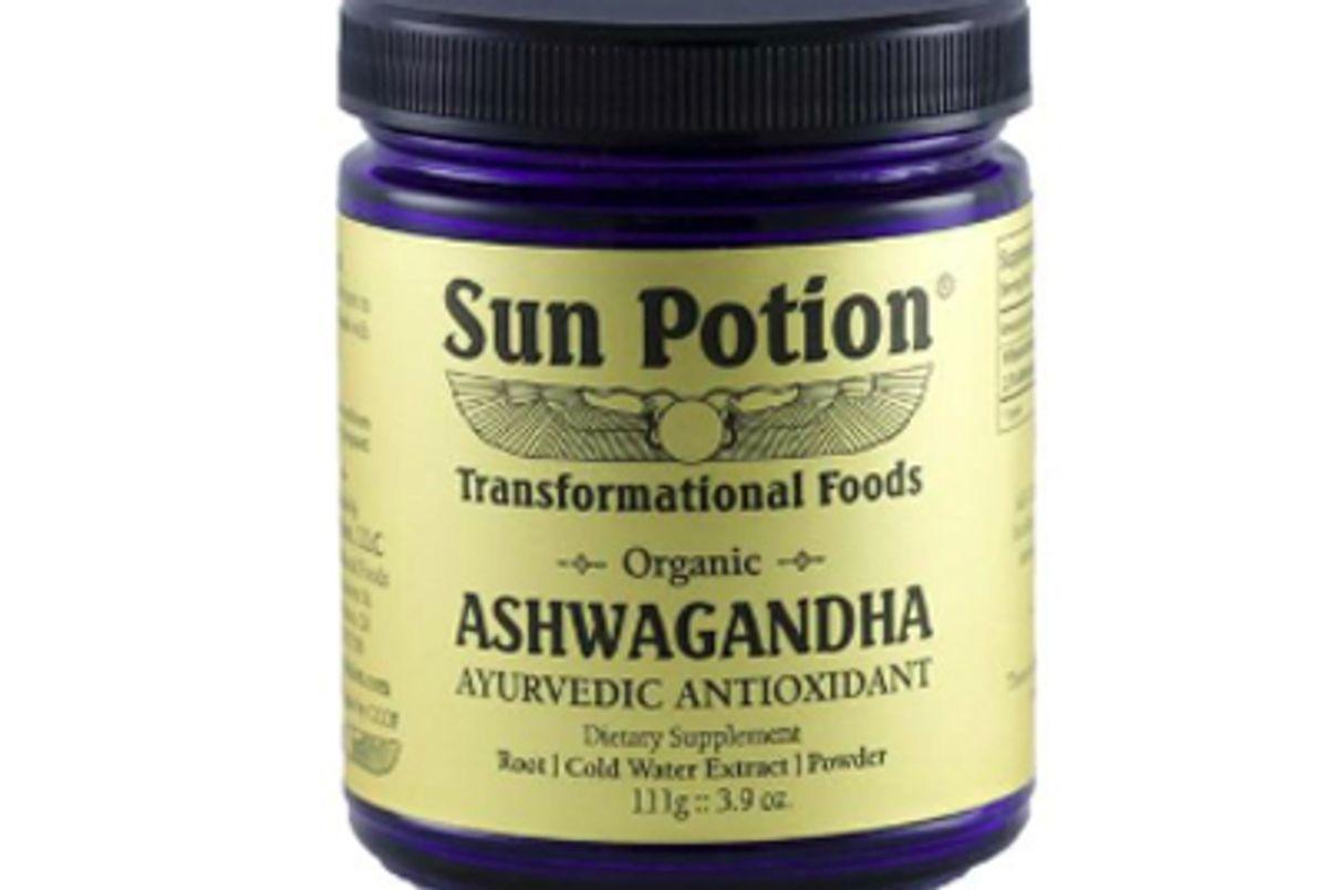 ashwagandha sun potion