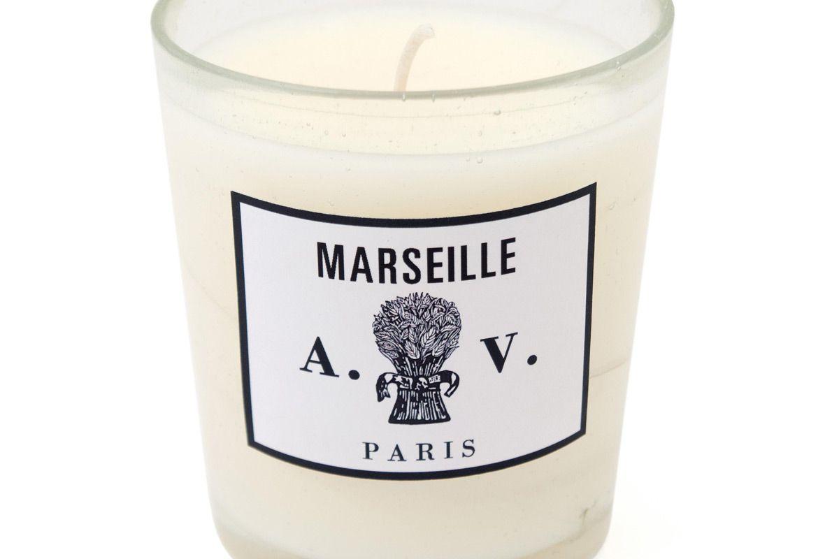 astier de villate marseille candle