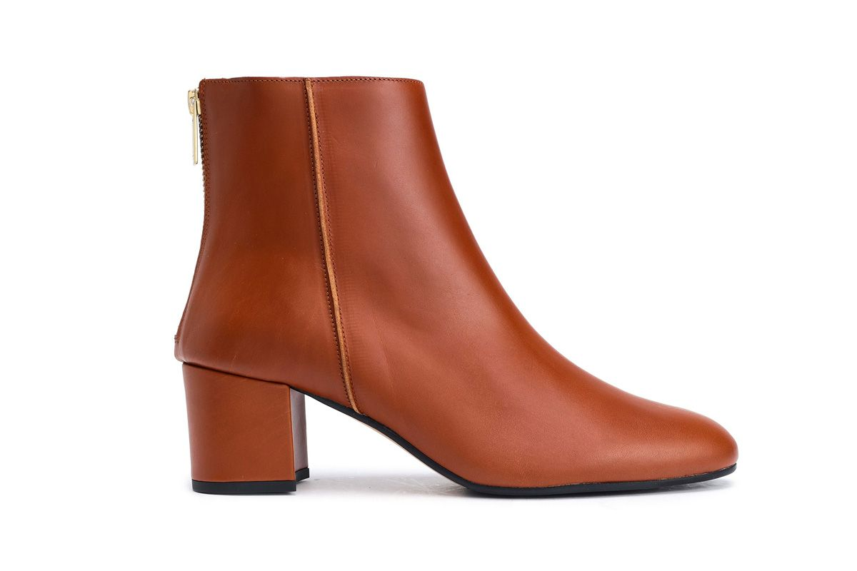 atp atelier leather ankle boots