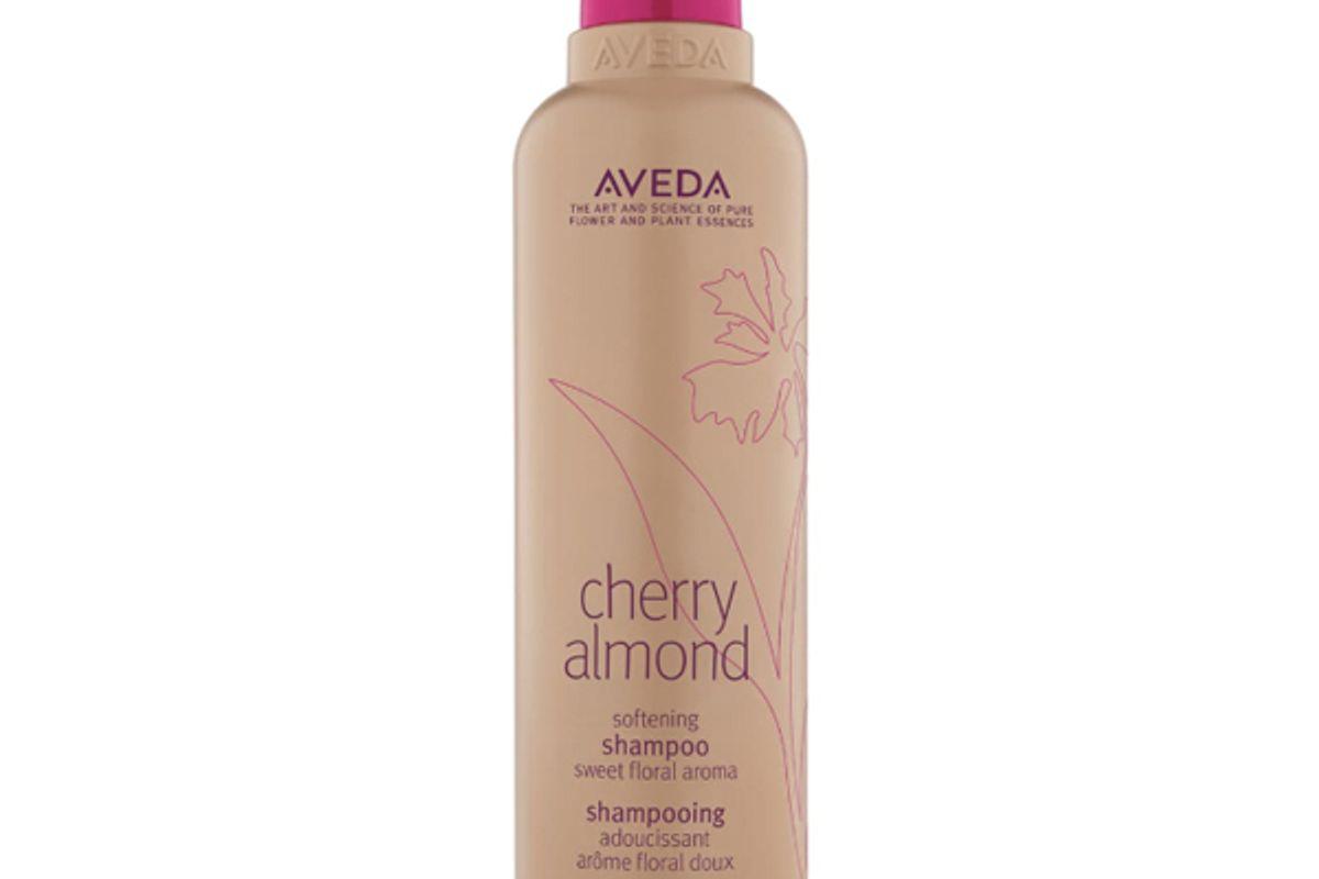 aveda cherry almond softening shampoo
