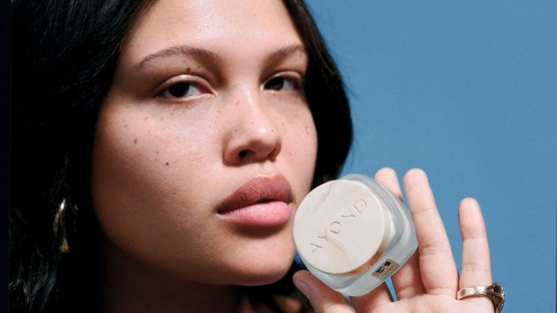 ayond launch luxury clean skin care line