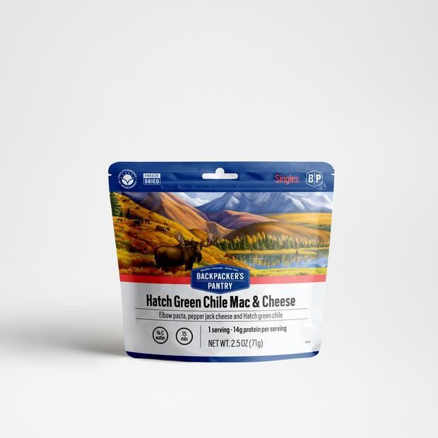 backpackers pantry backpackers pantry hatch chile mac and cheese