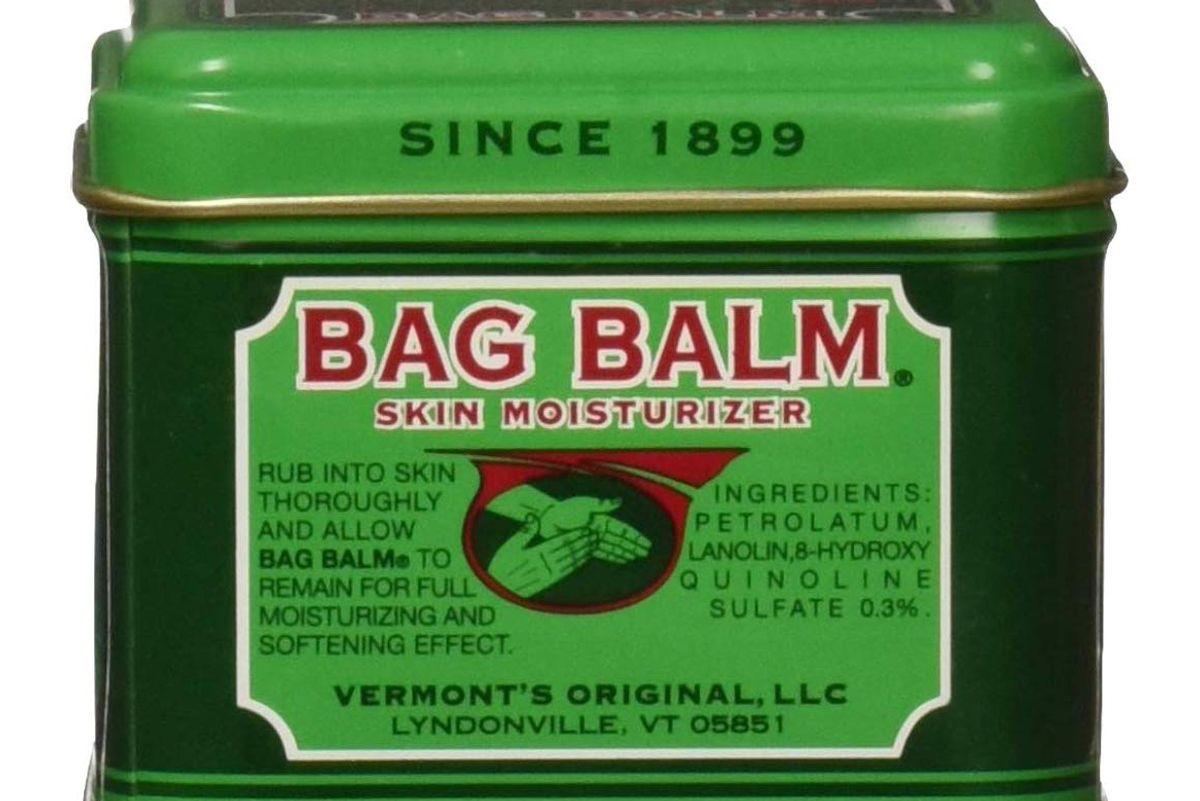 bag balm vermonts original skin moisturizer