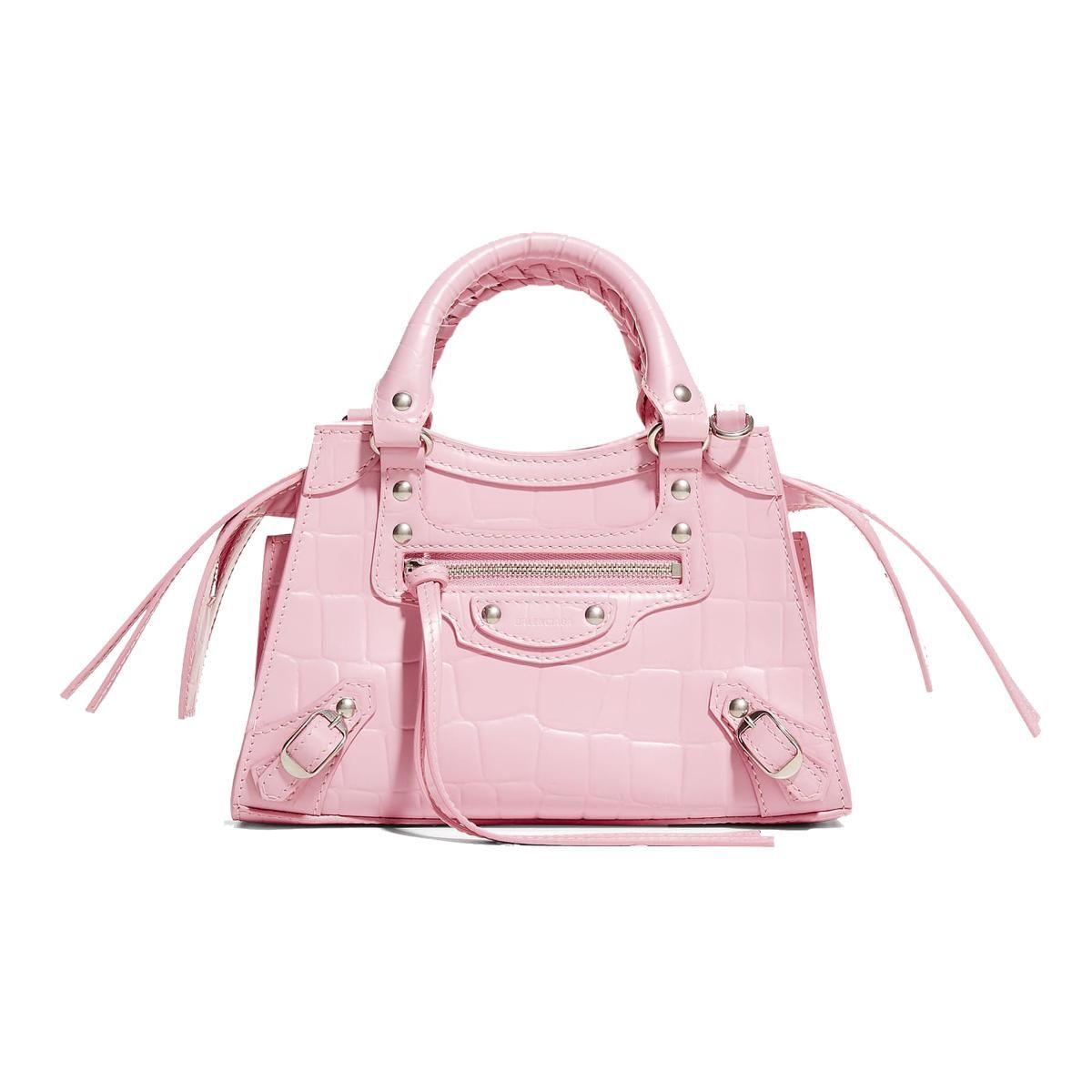 balenciaga neo classic city mini tonal satchel bag
