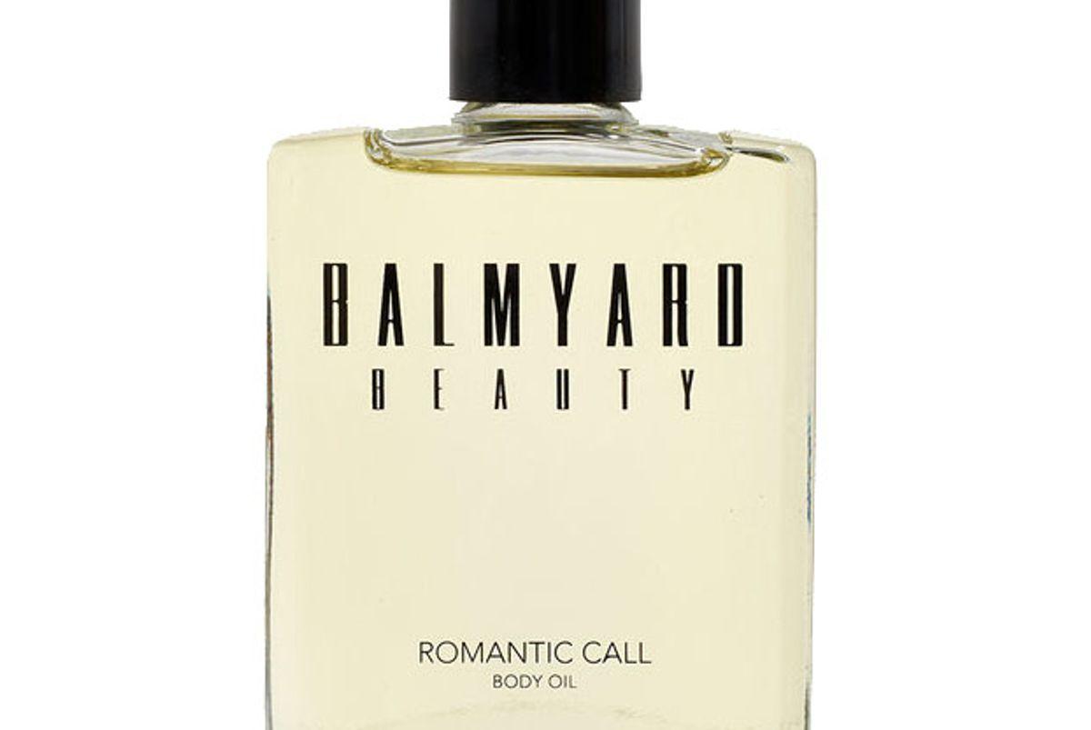 Romantic Call Body Oil