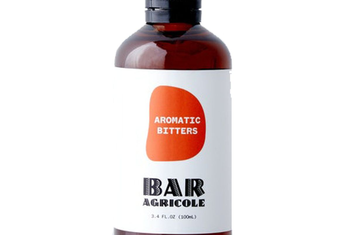 bar agricole aromatic bitters