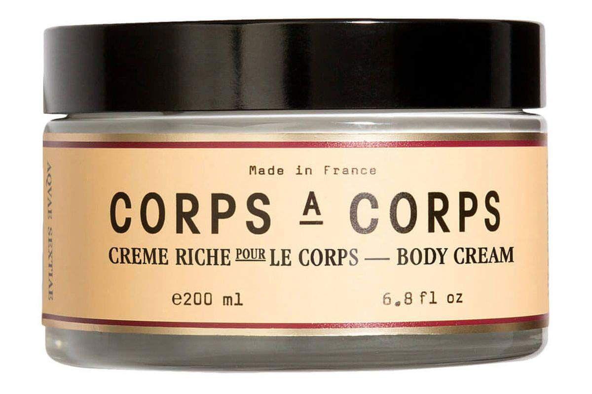 bastide corps a corps body cream