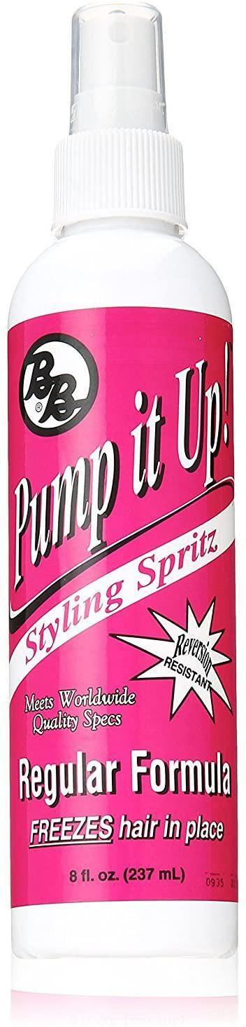 bb pump it up styling spritz