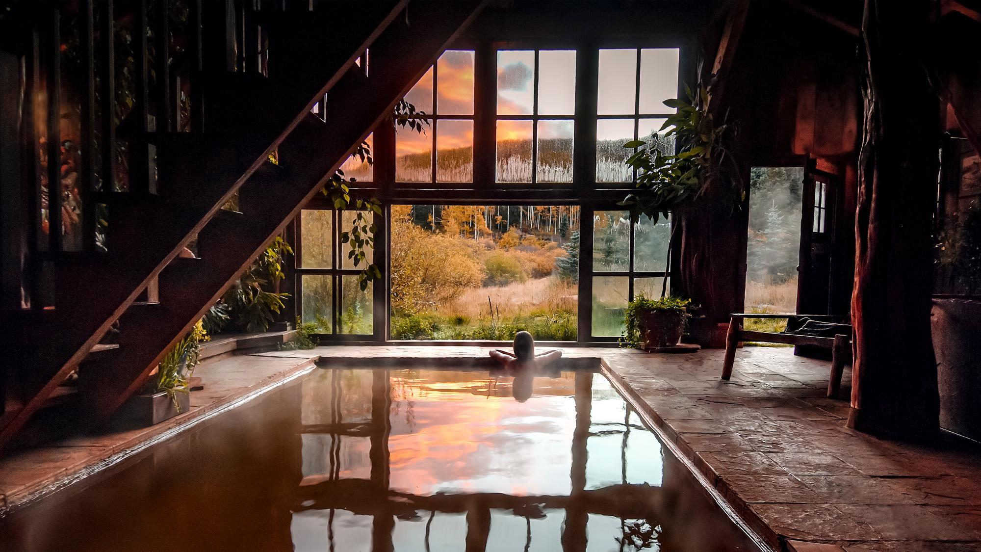 beautiful spas