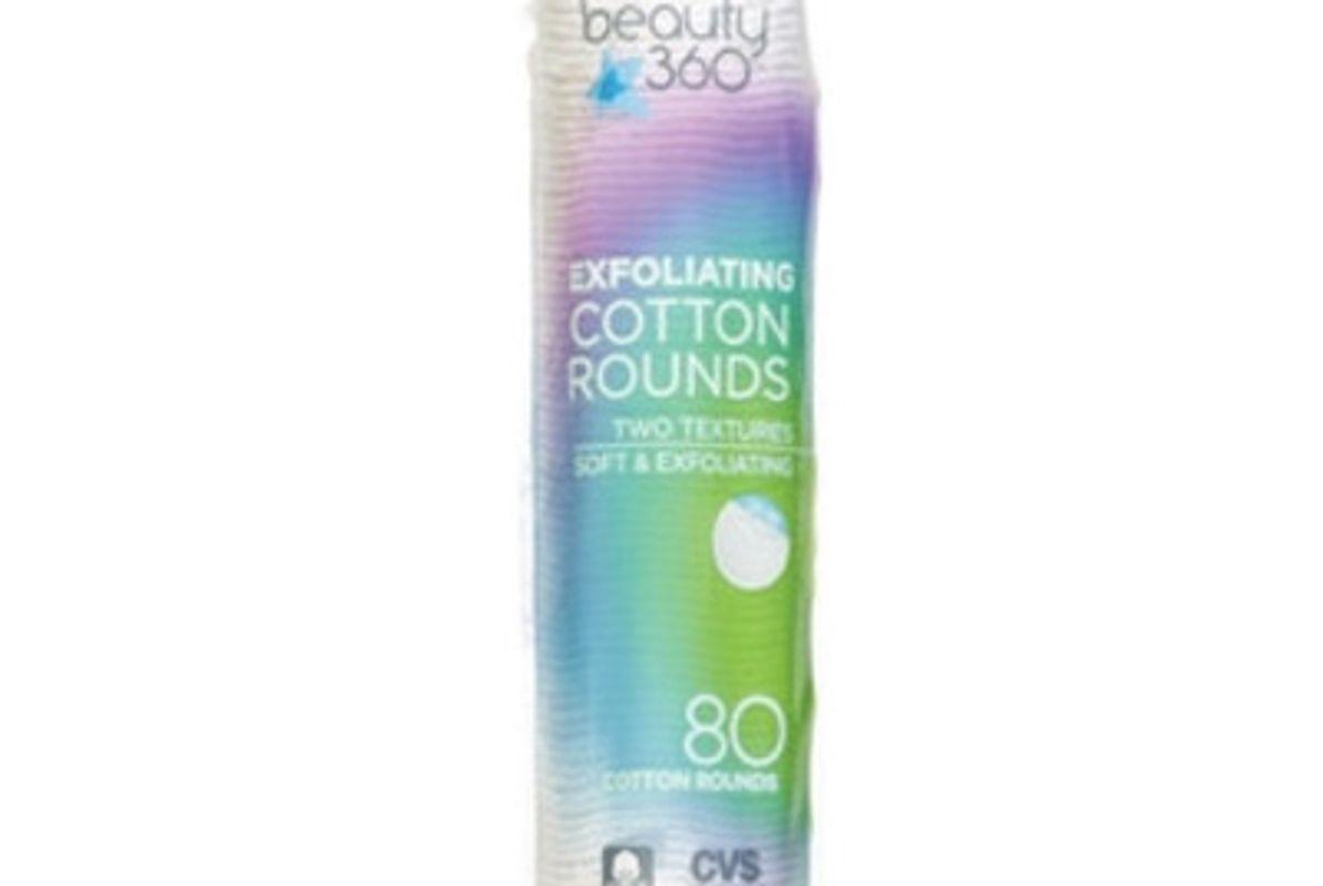 Exfoliating Cotton Rounds