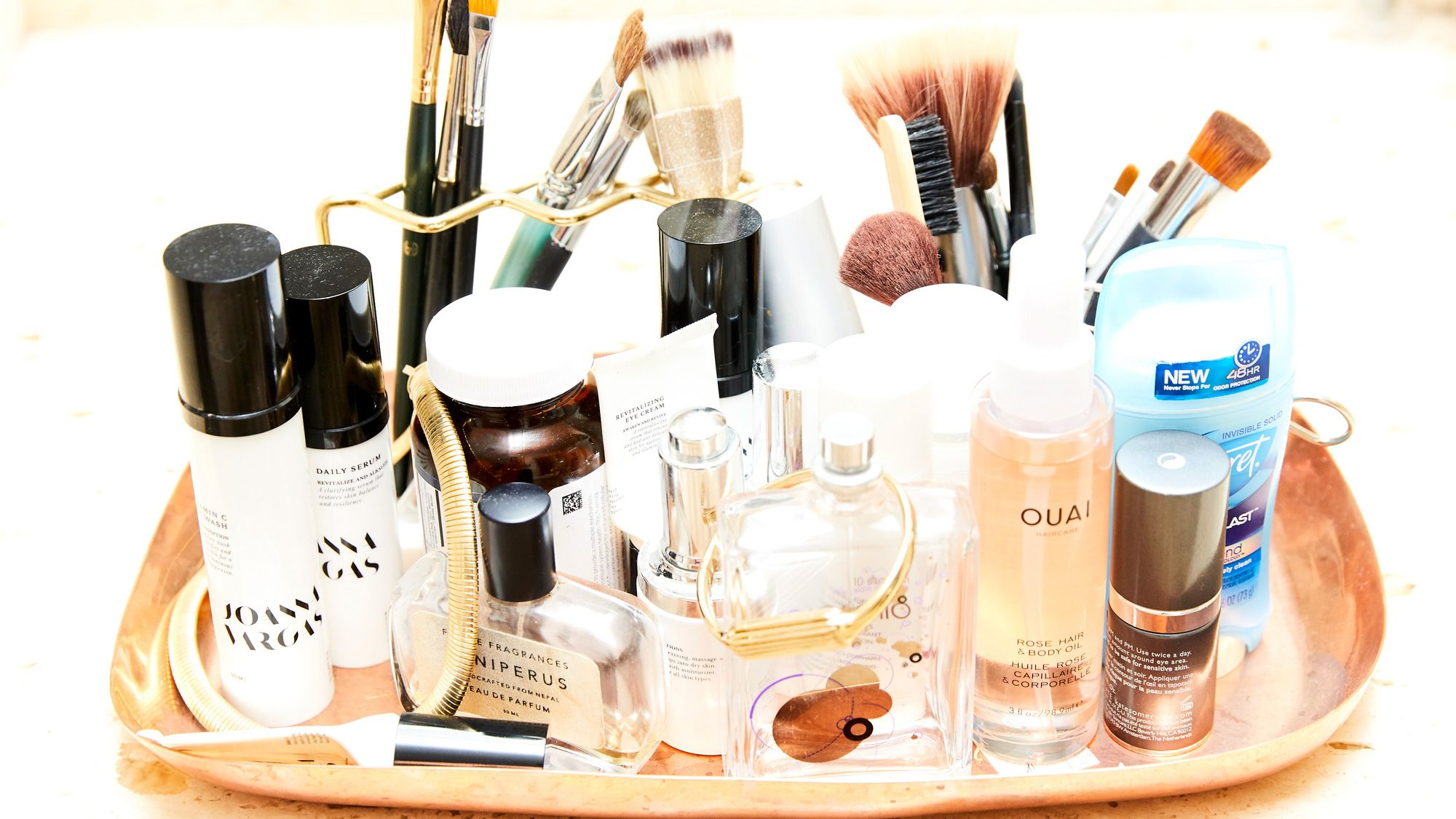 beauty products to keep at desk