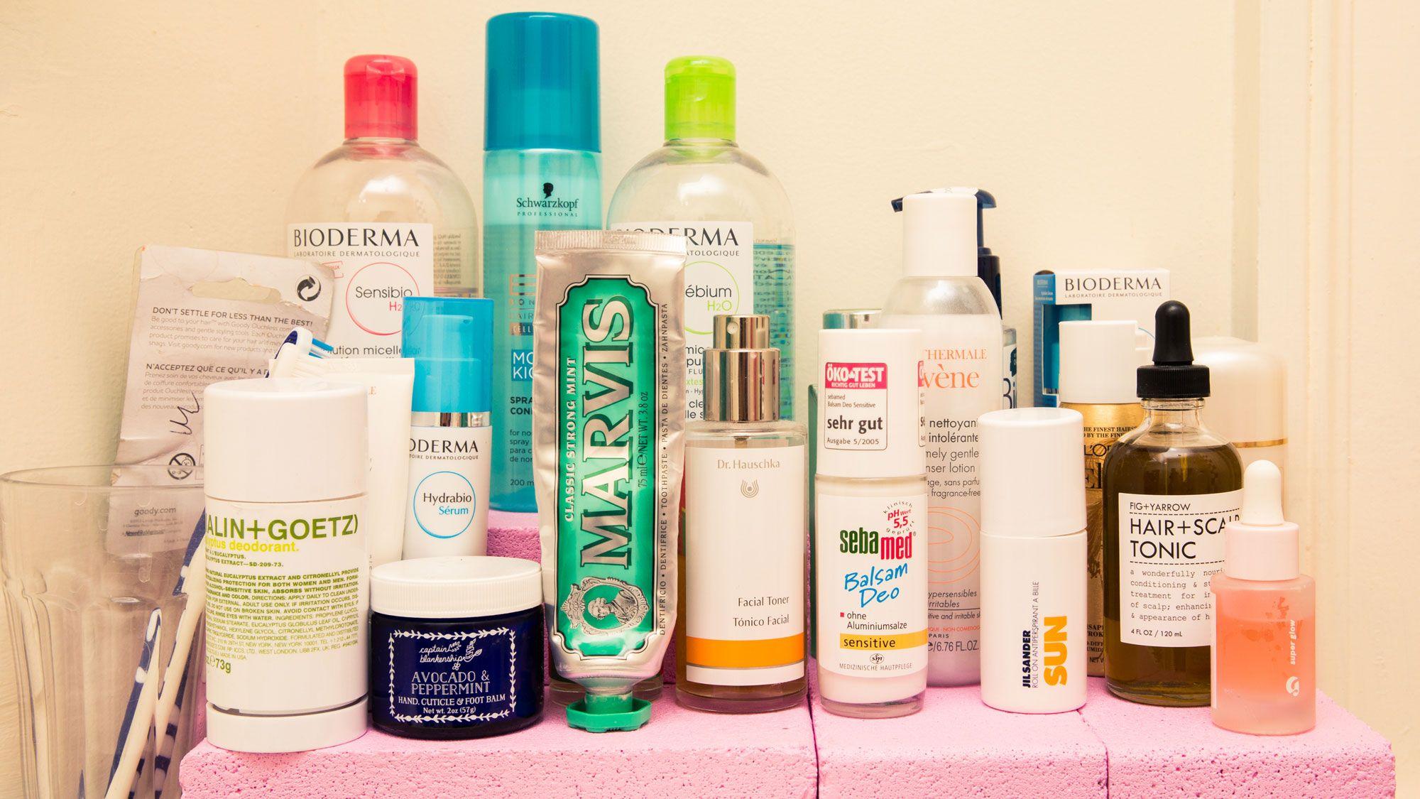 beauty supply store