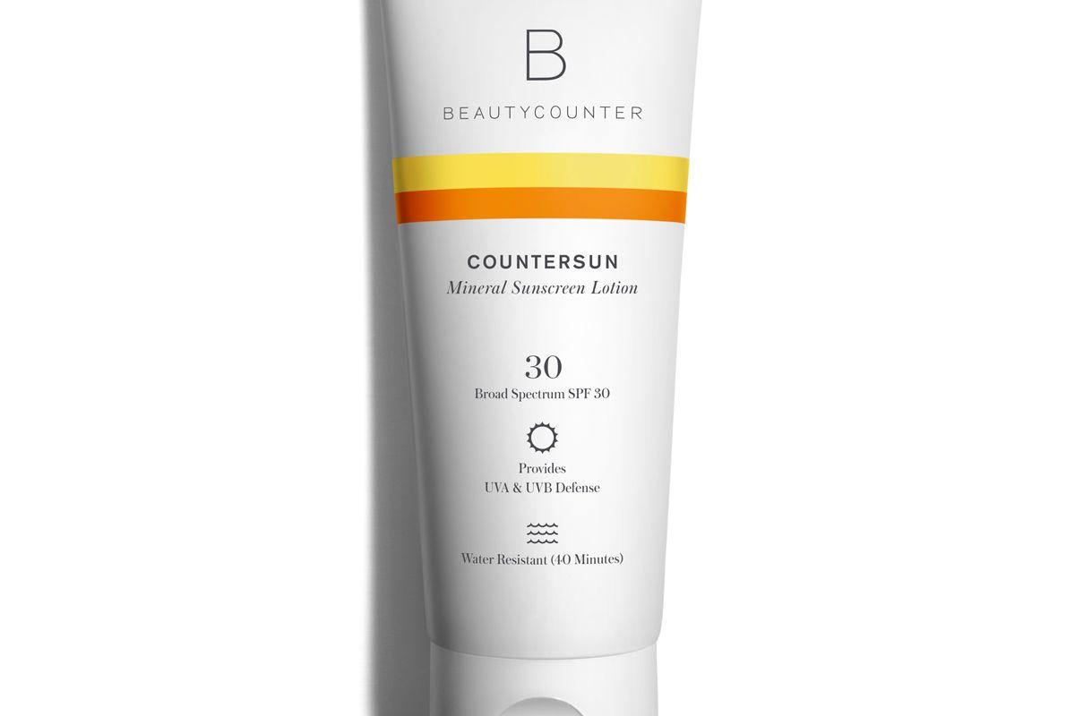 beautycounter countersun mineral sunscreen spf 30