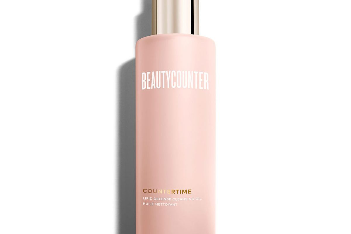 beautycounter countertime lipid defense cleansing oil
