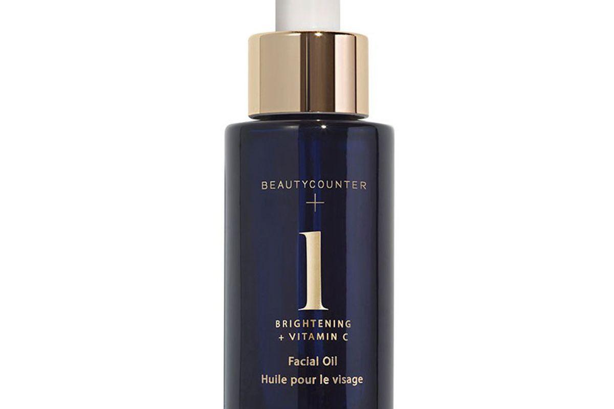 beautycounter no 1 brightening facial oil