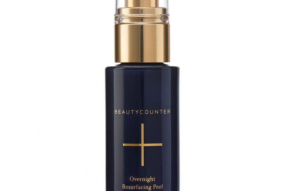 beautycounter overnight resurfacing peel