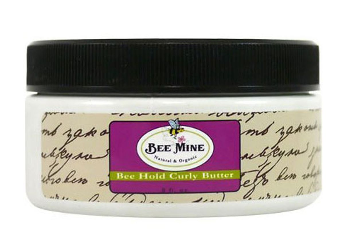 Bee Hold Curly Butter