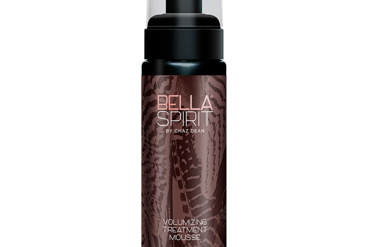 bella spirit volumizing treatment mousse