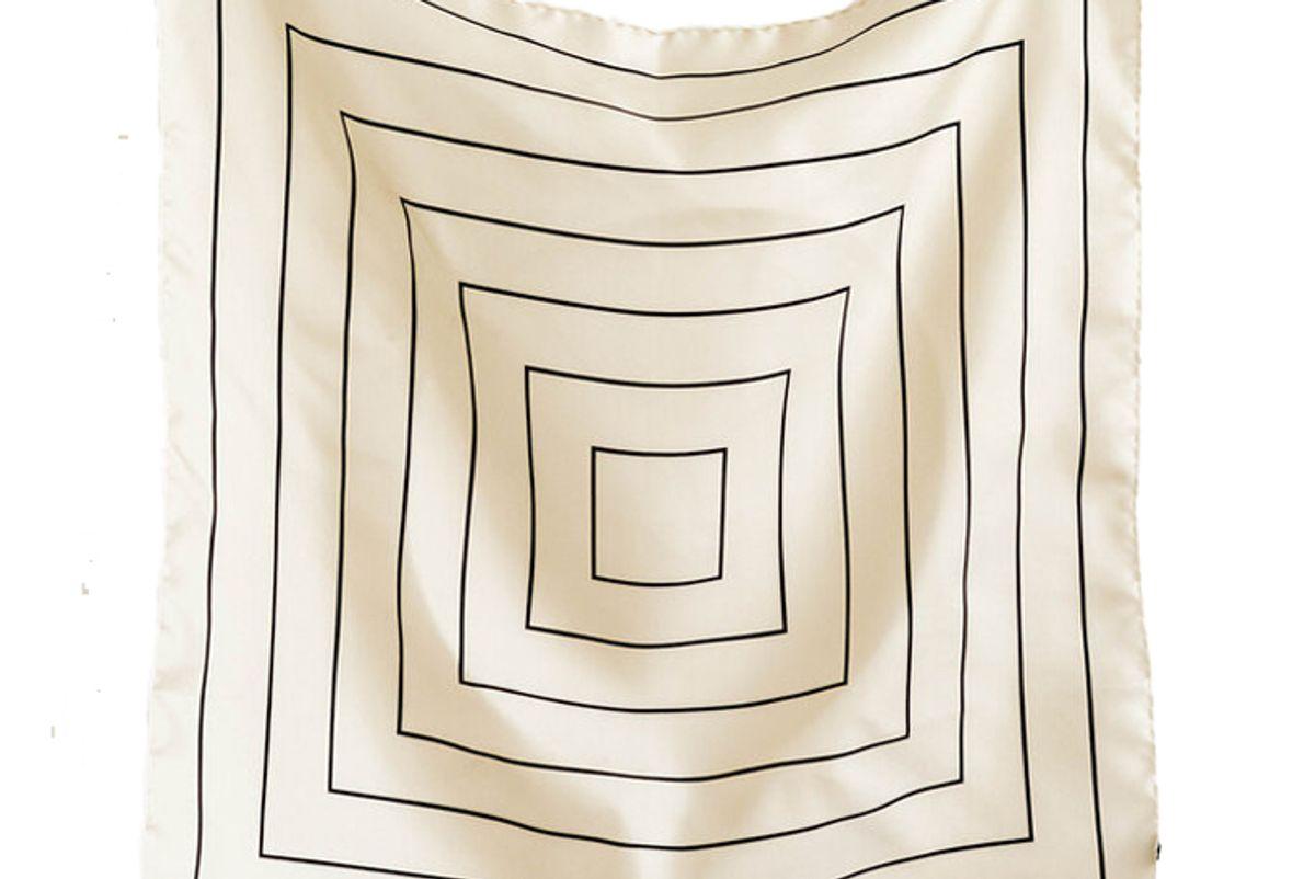 bembien simone scarf geometric