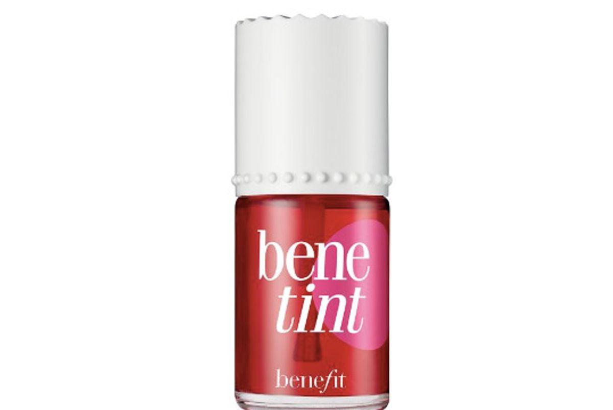benefit cosmetics benetint cheek lip stain