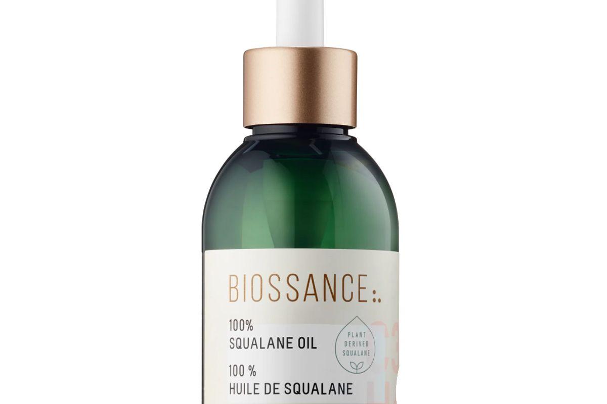 biossance 100 percent sugarcane squalane oil