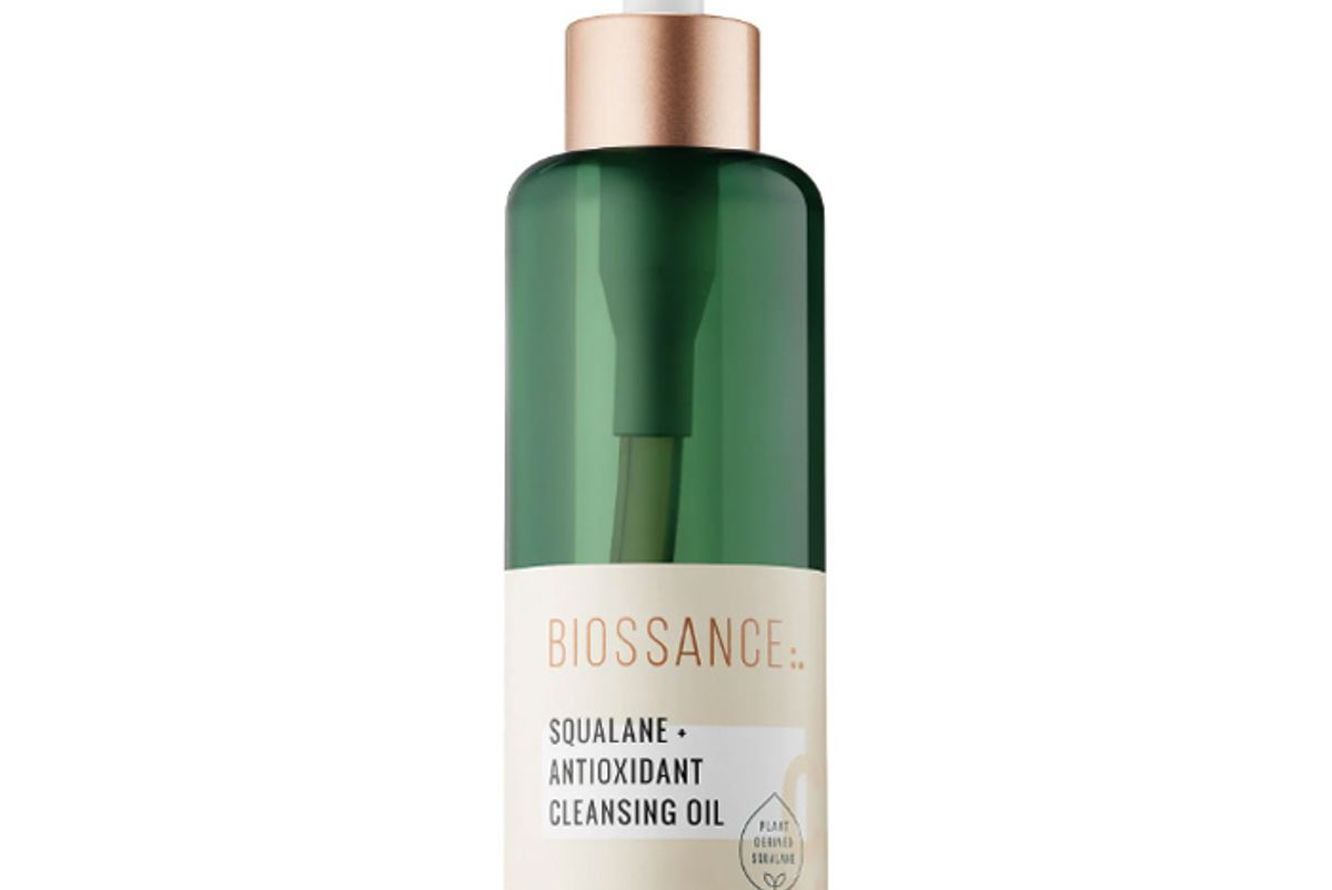 bossance squalane antioxidant cleansing oil
