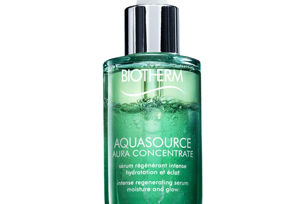 biotherm aquasource aura concentrate
